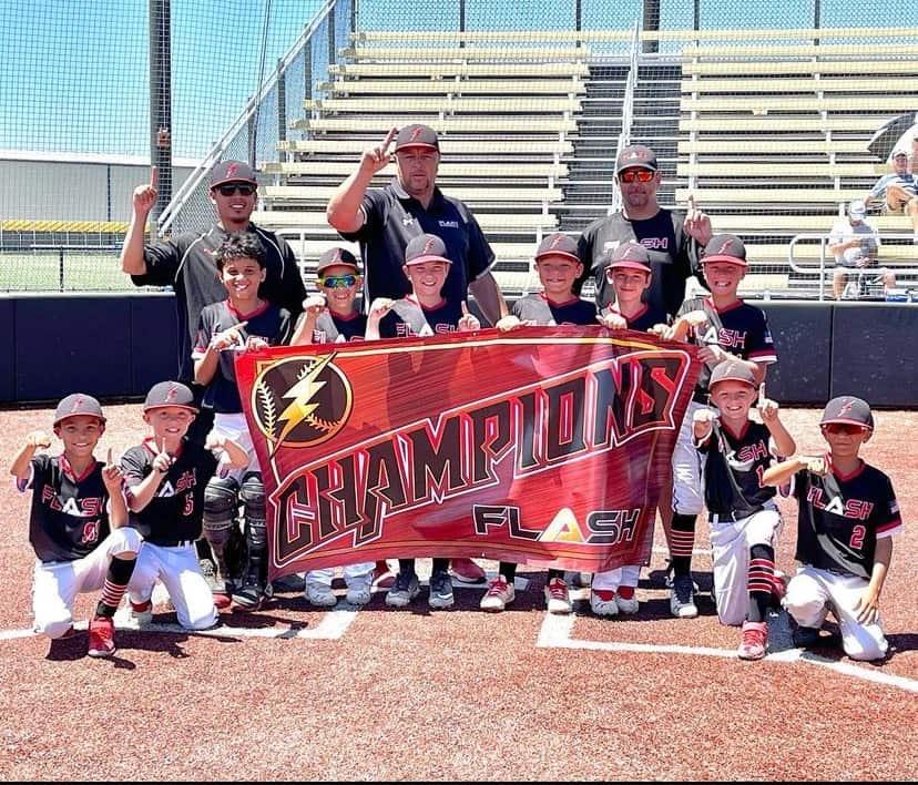 Team Exposure- Diamond Wars Classic Champions-9U